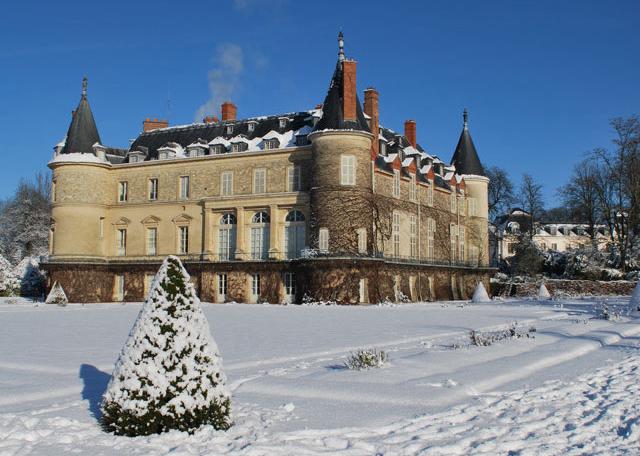 Le Château de Rambouillet et son parc