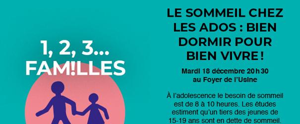 Actualités Rambouillet - Rendez-vous 1, 2, 3 … Familles à la MJC/CS de Rambouillet