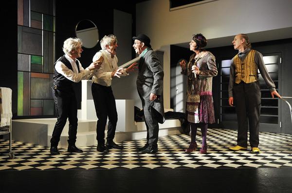 Théâtre au Pôle culturel La Lanterne à Rambouillet : l'affaire de la rue Lourcine