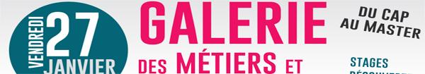 Galerie des métiers et de la formation à Rambouillet