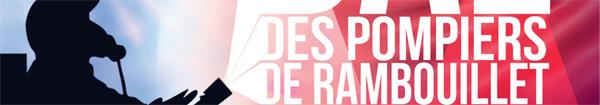 Bal des Pompiers de Rambouillet, le vendredi 13 juillet 2018