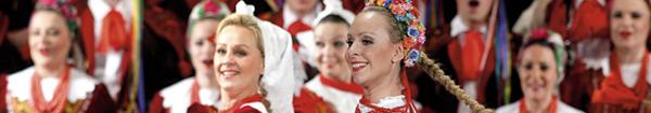 Actualités Rambouillet - Slask, ballet national de Pologne