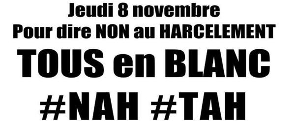 Actualités Rambouillet - Jeudi 8 novembre 2018 : journée nationale de lutte contre le harcèlement à l'école !