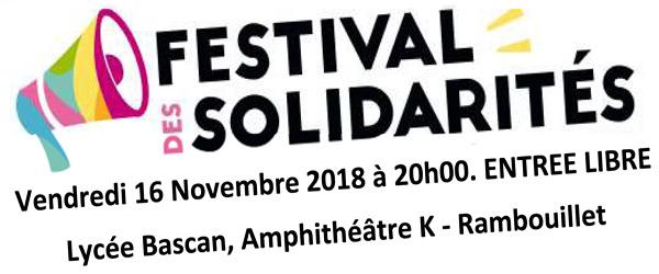Actualités Rambouillet - Conférence au Lycée Louis Bascan à Rambouillet