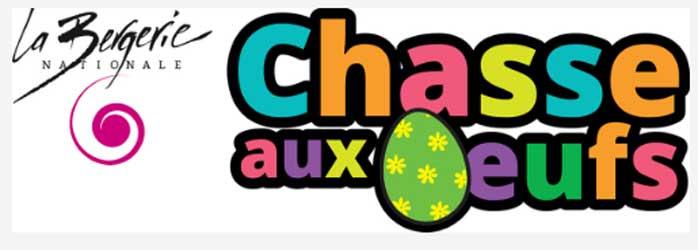 Actualités Rambouillet - Chasse aux oeufs à la Bergerie Nationale à Rambouillet