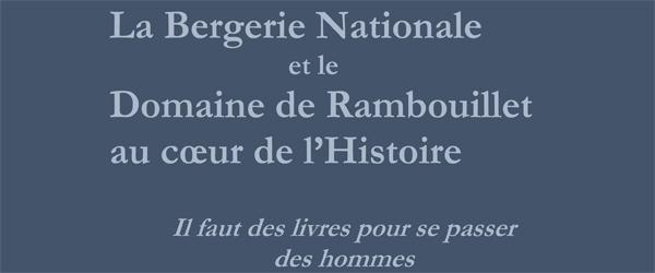 Actualités Rambouillet - C'est la Rentrée littéraire automne-hiver à la Bergerie Nationale à Rambouillet
