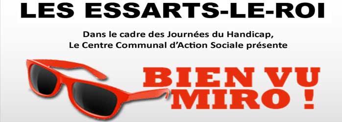 Actualités Rambouillet - Spectacle Bien vu Miro aux Essarts-le-Roi