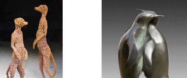 Actualités Rambouillet - La 13ème Biennale de sculpture animalière de Rambouillet, du 7 au 21 octobre 2018
