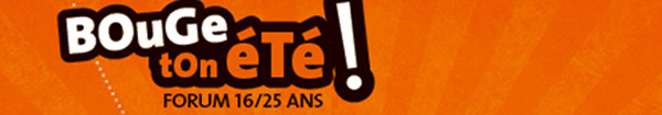 Actualités Rambouillet - Forum Bouge Ton Été 2016 le 13 avril 2016 !
