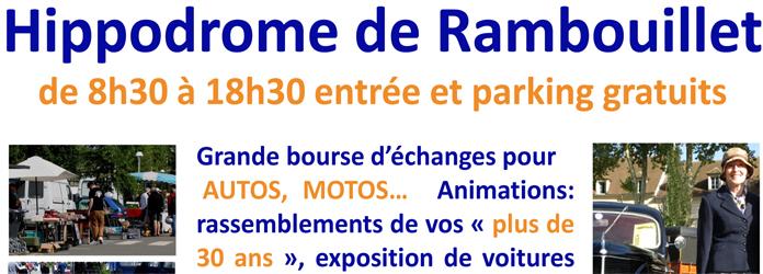 Actualités Rambouillet - 8ème bourse d'échanges du Rendez-vous de la Reine à Rambouillet
