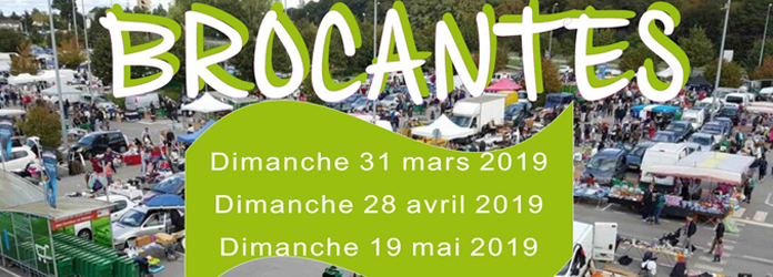 Actualités Rambouillet - Brocantes sur le parking de Carrefour à Rambouillet