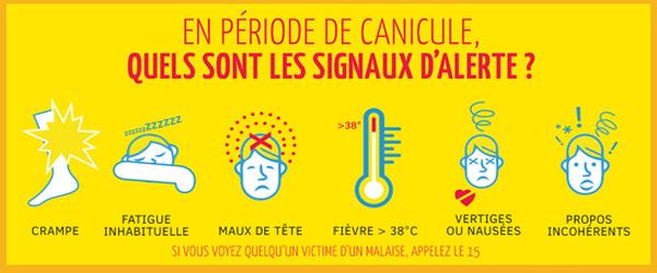 Actualités Rambouillet - Canicule, fortes chaleurs : adoptez les bons réflexes !