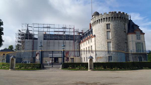 Les animations de l'été au château de Rambouillet : le petit Prince et son trésor