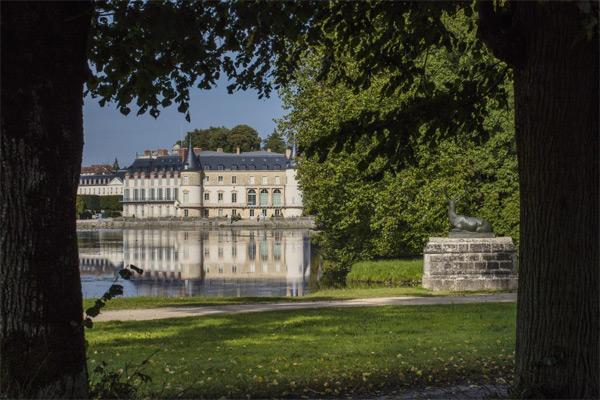 Histoire de jouer au Château de Rambouillet