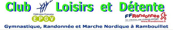 Club Loisirs et Détente de Rambouillet : inscription pour la saison 2017-2018
