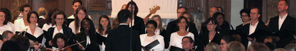 Actualités Rambouillet - Concert des classes adultes à l'Église de Prunay-en-Yvelines