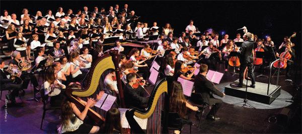 Concert de jumelage des orchestres de Kircheim Unter Teck & Rambouillet