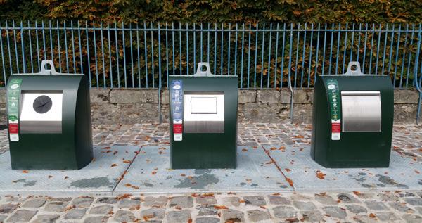 De nouveaux conteneurs enterrés sont désormais installés à Rambouillet