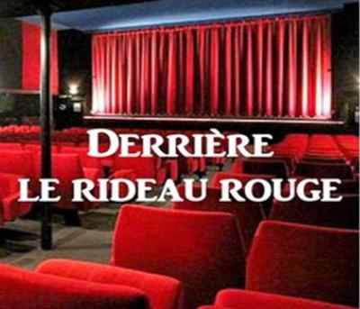 Derrière le rideau rouge, dans les coulisses du Vox à Rambouillet ...