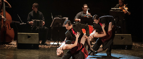 Actualités Rambouillet - Danse au théâtre Les Prairiales à Epernon : Désire Tango le samedi 17 novembre 2018