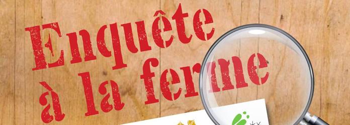 Actualités Rambouillet - Agri-vacances Enquête à la ferme à la Bergerie Nationale de Rambouillet