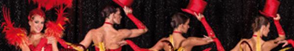 Cabaret aux Prairiales à Epernon : Paris Broadway