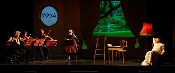 Actualités Rambouillet - Théâtre musical à Epernon : Debussy, Miss et Chouchou, le jeudi 18 octobre 2018