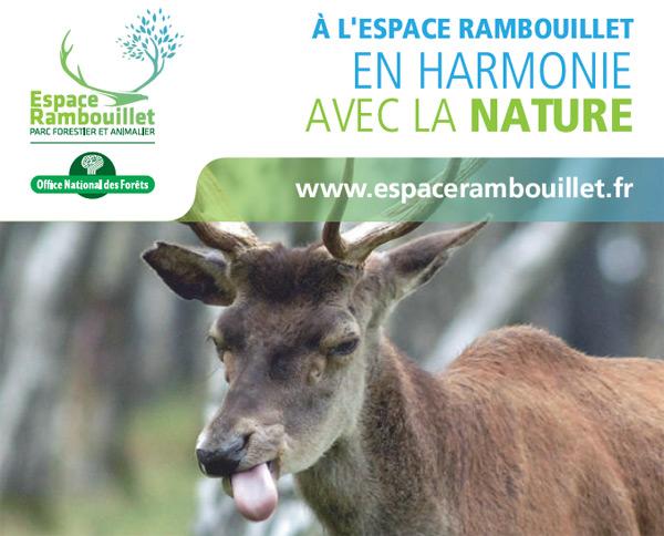 A l'Espace Rambouillet, en harmonie avec la nature