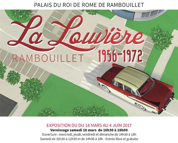 Visitez l' Exposition La Louvière 1956 - 1972 au Palais du Roi de Rome jusqu'au 4 juin 2017
