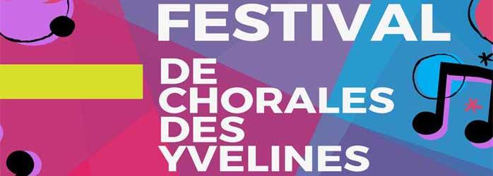 Actualités Rambouillet - 17ème Festival de chorales des Yvelines à Saint Arnoult en Yvelines le 19 mai 2019