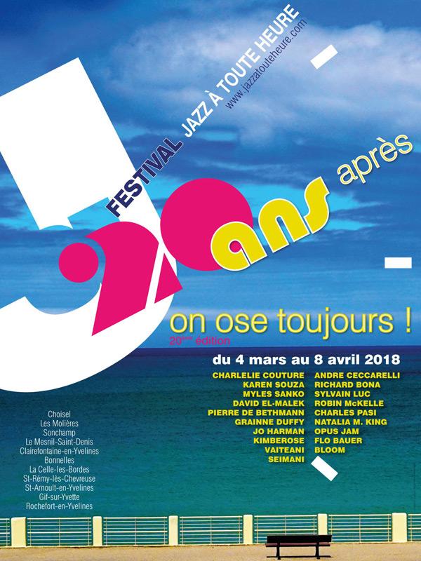 La 20ème édition du Festival Jazz à Toute Heure