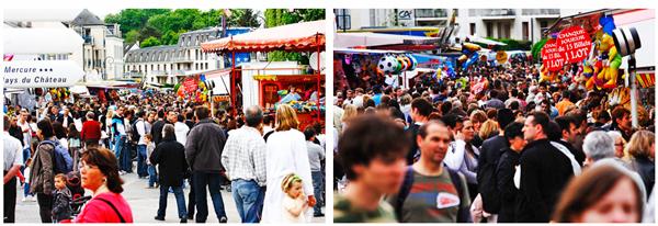 La Fête du Muguet à Rambouillet se déroulera le dimanche 14 mai 2017