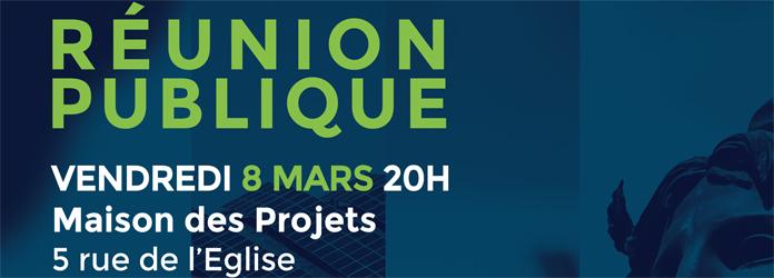 Actualités Rambouillet - Réunion publique, le grand débat national, Le Perray-en-Yvelines