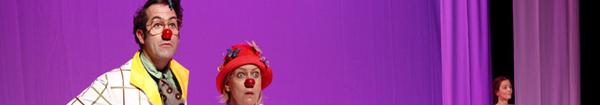 Actualités Rambouillet - Histoires de clowns à l'hôpital à La Lanterne Rambouillet