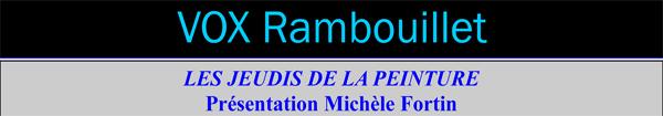 Actualités Rambouillet - Instants d'art au cinéma Vox à Rambouillet : les Jeudis de la peinture