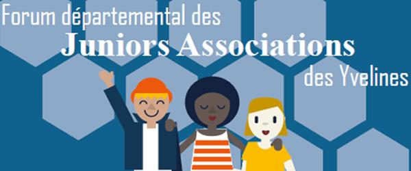 Actualités Rambouillet - Forum départemental des Juniors Associations des Yvelines le 14 novembre 2018