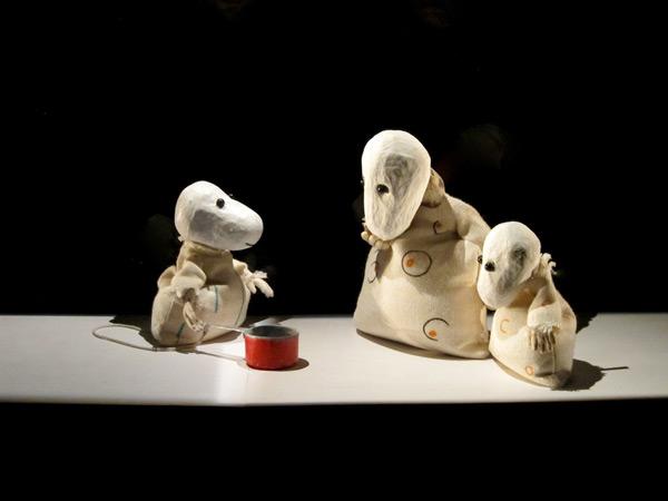 Théâtre d'Objets et marionnettes à La Lanterne : la petite casserole d'Anatole