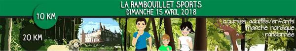 Actualités Rambouillet - La Rambouillet Sports se déroulera le dimanche 15 avril 2018