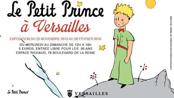 Exposition le petit prince versailles - Piscine bassins anniversaire versailles ...