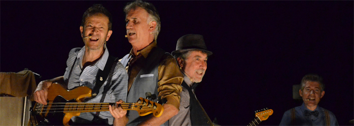 Actualités Rambouillet - Concert jeune public à l'espace culturel Les Prairiales à Epernon : L'enfance des héros