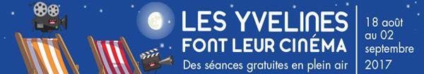 Les Yvelines font leur cin�ma 2016