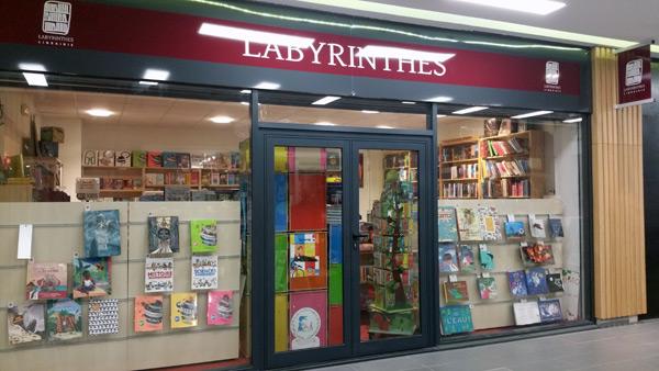 Librairie Labyrinthes à Rambouillet : les rencontres de janvier 2018