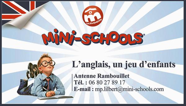Mini-schools Rambouillet propose des stages pendant les vacances de Février 2018