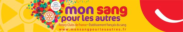 Actualités Rambouillet - Le Rotary Club de Rambouillet organise une collecte de Sang à l'occasion de Mon Sang Pour Les Autres