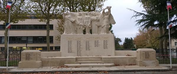 Actualités Rambouillet - Commémoration du 11 Novembre à Rambouillet