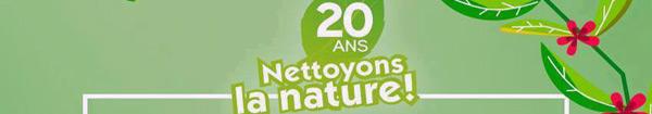 Nettoyons la nature en forêt de Rambouillet en septembre !