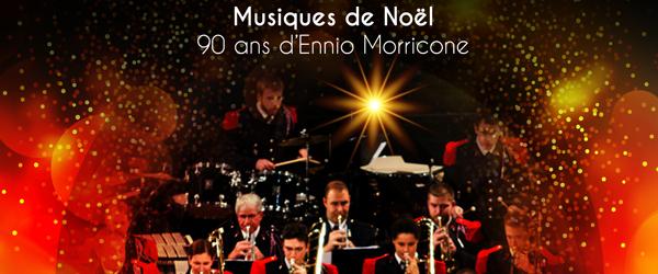 Actualités Rambouillet - Concert de Noël gratuit aux Essarts-le-Roi : 90 ans d'Ennio Morricone
