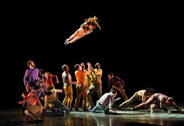 Spectacle de danse à La Lanterne : Opus 14
