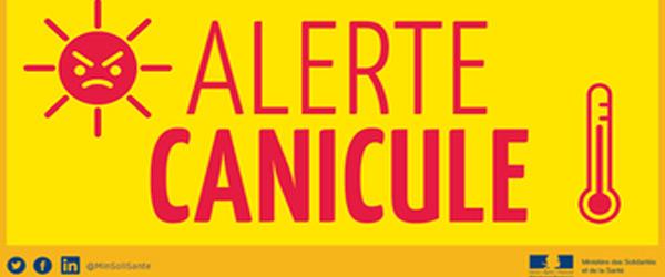 Actualités Rambouillet - Le Préfet des Yvelines réactive le niveau 3 du Plan Canicule