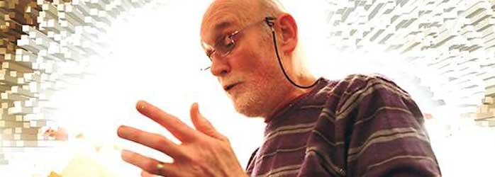 Actualités Rambouillet - Les poètes s'exposent à l'agence Les Nouvelles à Rambouillet, avec Henri Cachau